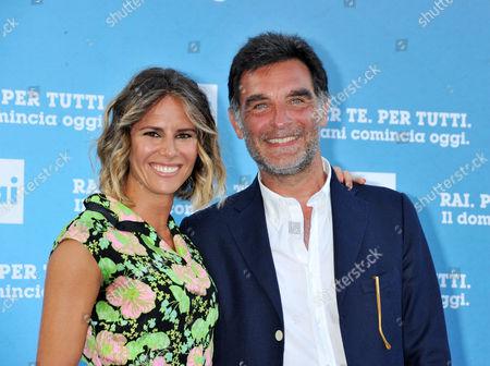 Tiberio Timperi, Ingrid Muccitelli