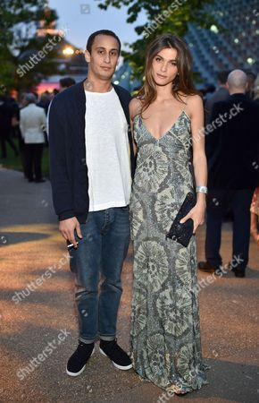 Editorial picture of The Serpentine Gallery Summer Party, London, UK - 06 Jul 2016