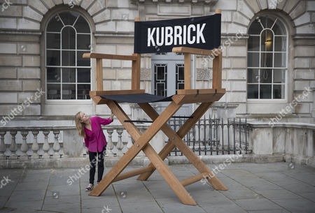 Editorial photo of 'Daydreaming with Stanley Kubrick' photocall, London, UK - 05 Jul 2016