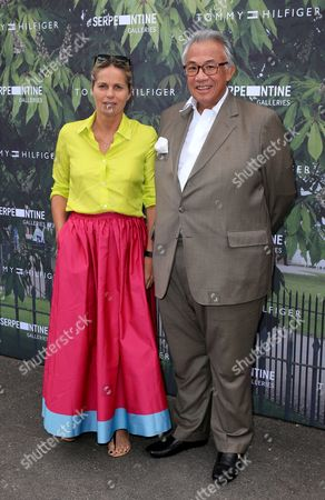 David Tang and Lucy Tang