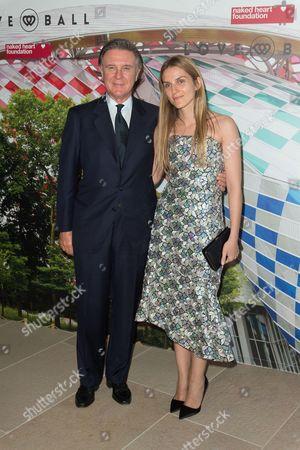 Alberto Repossi and Gaia Repossi
