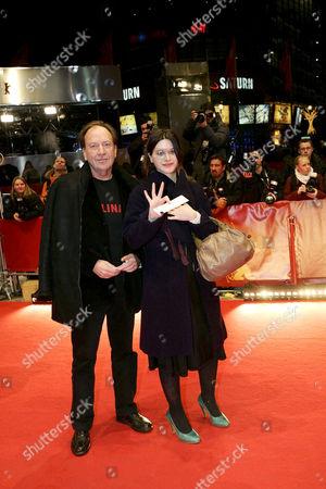 'Comedy Of Power' film premiere - Goran Paskaljevic and Valentina Cervi