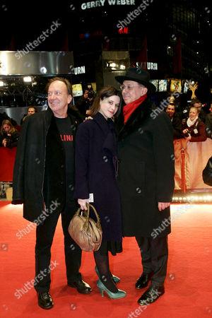 'Comedy Of Power' film premiere - Goran Paskaljevic, Valentina Cervi and Dieter Kosslick