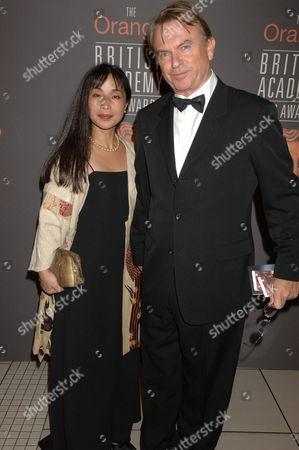 Noriko Watanabe and Sam Neill