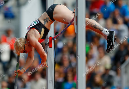 Editorial photo of European Athletics Championships in Amsterdam, the Netherlands - 07 Jul 2016