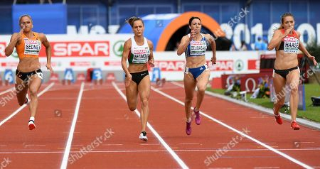 Editorial image of European Athletics Championships in Amsterdam, the Netherlands - 07 Jul 2016