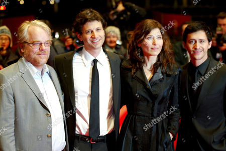 'Capote' screening - Philip Seymour Hoffman, Bennet Miller, Catherine Keener, Clifton Collins Jnr
