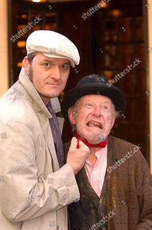 Jake Nightingale and Harry Dickman