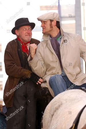 Harry Dickman and Jake Nightingale