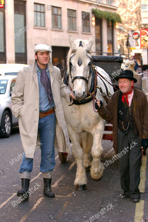 Stock Photo of Jake Nightingale and Harry Dickman
