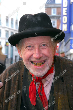 Stock Image of Harry Dickman