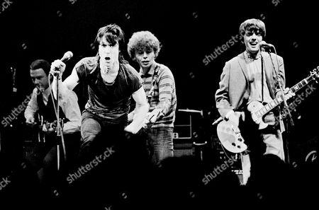Blondie with Robert Fripp, Iggy Pop, Nigel Harrison and Frank Infante