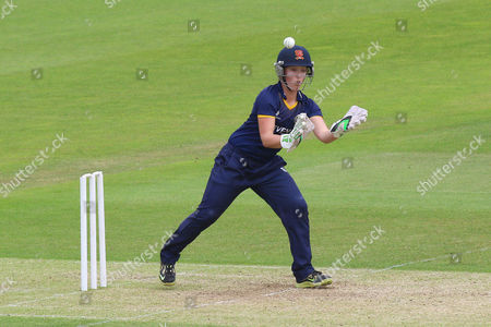Emily Smith of Essex during Hampshire Women vs Essex Women, NatWest Women's County T20 Cricket at the Ageas Bowl on 8th July 2016