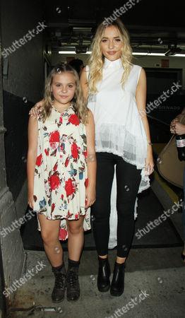 Maisy Stella and Lennon Stella of Lennon