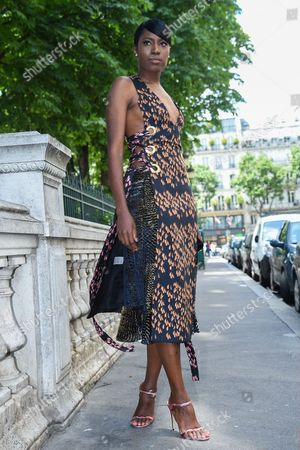 Stock Picture of Ogo Offodile, Street Style