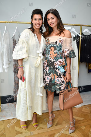 Stock Photo of Stephanie Alameida and Chalitda Bidinger
