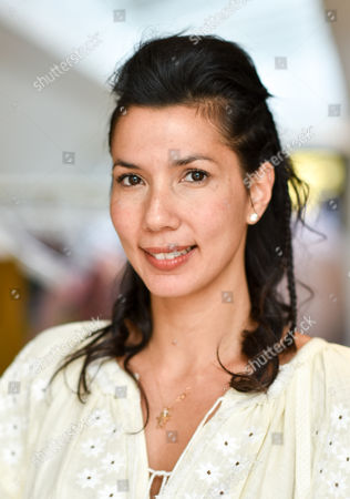Stock Picture of Stephanie Alameida