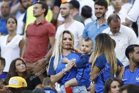 Editorial picture of Germany v France, UEFA European Championships, Semi Final, Stade Velodrome, Marseille, France - 07 Jul 2016
