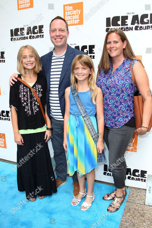 Michael Thurmeier (Director) with family