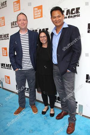 Michael Thurmeier (Director), Lori Forte (Producer) and Galen Tan