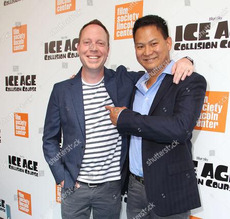 Michael Thurmeier (Director) and Galen Tan Chu (Co-Director)