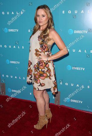 Editorial image of 'Equals' film premiere, Los Angeles, USA - 07 Jul 2016