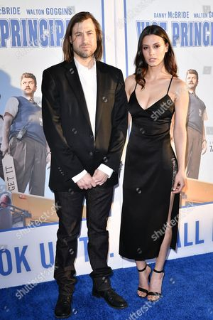Jody Hill and Katy Purnell