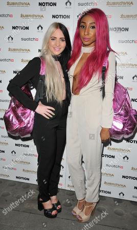 The Glitter Beats - DJ Tayla and DJ Yuki Love