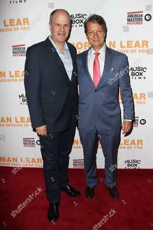 Michael Kantor (Producer) and Neal Shapiro
