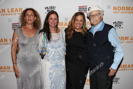 Rachel Grady, Julie Taymor Heidi Ewing and Norman Lear