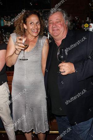 Rachel Grady and Kirk Simon