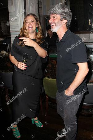 Heidi Ewing and Marshall Curry