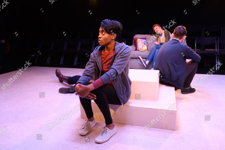 Editorial picture of FURY, Soho Theatre London, UK - 06 Jul 2016