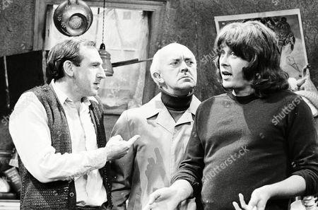Editorial photo of 'Rising Damp' TV Series  - Nov 1975