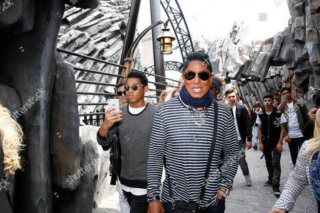 Jaafar Jackson, Jermaine Jackson