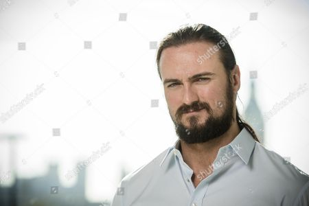 FIGHTING TALK... Wrestler Drew Galloway from Scotland speaks to Patrick Lennon from Fighting Talk about his wrestling career.