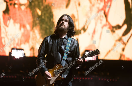 Stock Photo of The Stone Roses - John Squire