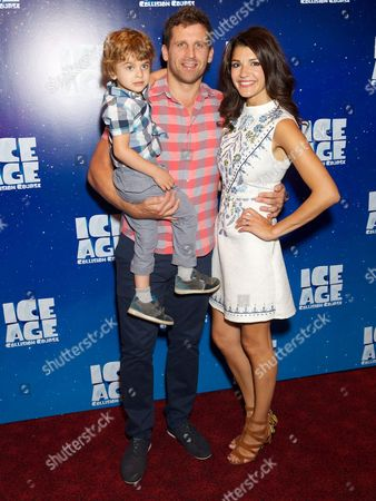 Editorial photo of 'Ice Age Collision Course' Gala Screening, Empire Leicester Square, London, UK - 09 Jul 2016