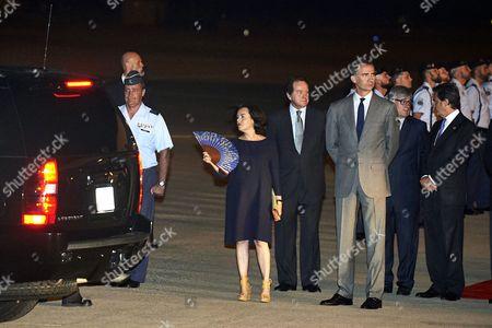 Editorial image of Barack Obama visit to Spain - 09 Jul 2016