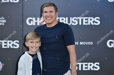 Editorial image of 'Ghostbusters' film premiere, Arrivals, Los Angeles, USA - 09 Jul 2016