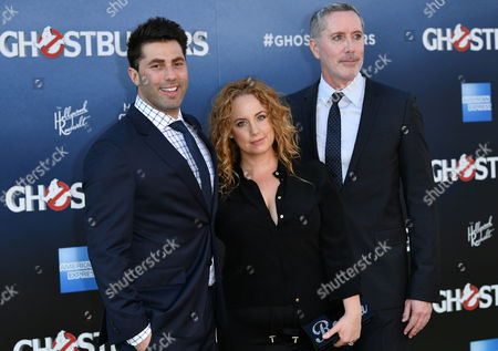 Adam Ray, Jessica Chaffin and Michael McDonald