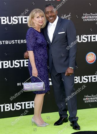 Editorial photo of 'Ghostbusters' film premiere, Arrivals, Los Angeles, USA - 09 Jul 2016