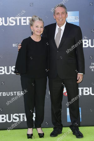 Ivan Reitman and Genevieve Robert