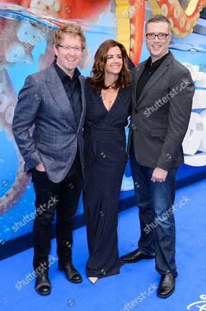Editorial picture of 'Finding Dory' film premiere, London, UK - 10 Jul 2016