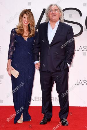 Editorial photo of 'Jason Bourne' film premiere, London, Britain - 11 Jul 2016