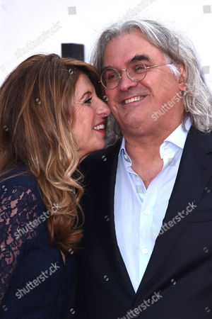 Stock Image of Paul Greengrass and Joanna Greengrass