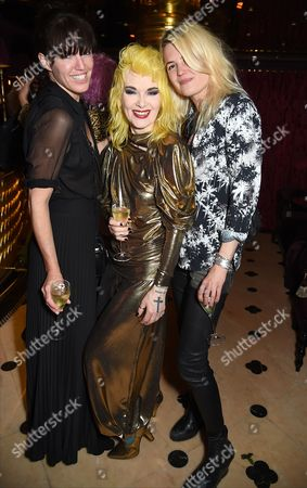 Editorial photo of Club Chinois Host Pam Hogg's Honorary Doctorate Party from Glasgow University, London, UK - 11 Jul 2016