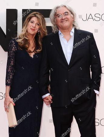 Paul Greengrass and Joanna Greengrass