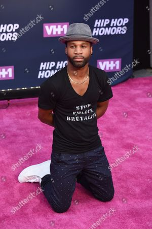 Editorial picture of 2016 VH1 Hip Hop Honors 'All Hail the Queens', Arrivals, David Geffen Hall at Lincoln Center, New York, USA - 11 Jul 2016