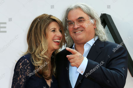 Stock Picture of Paul Greengrass and Joanna Greengrass